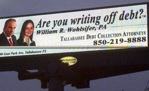 billboard-debt-collection